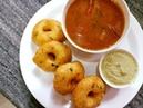 Crispy Medu Vada Recipe   How To Make Medu Vada   Medhu Vadai   Uddina Vada
