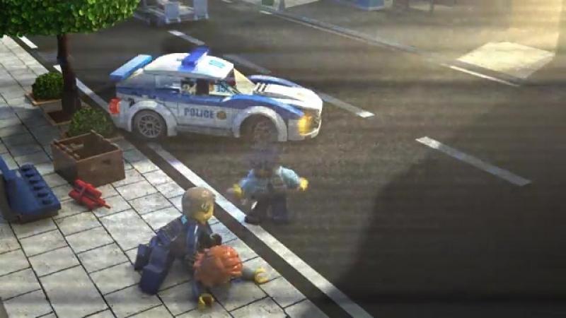LEGO CITY-ВНИМАНИЮ ЖИТЕЛЕЙ ГОРОДА! ВОРИШКИ ВОРВАЛИСЬ В УПРАВЛЕНИЕ ПО СНОСУ ЗДАНИЙ!