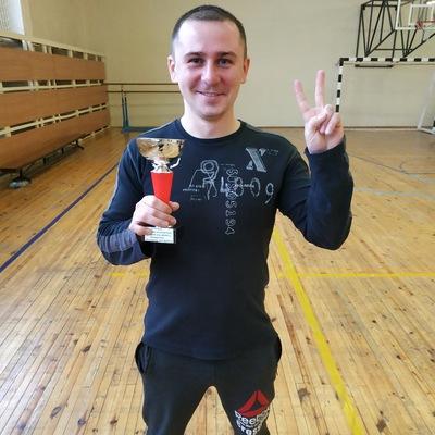 Антон Евсеенко
