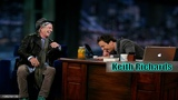 Keith Richards Twitter Questions with Jimmy Fallon