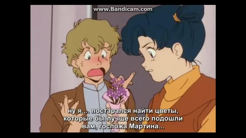 Mobile Suit Victory Gundam - Warren's momets EP18
