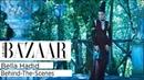 Bella Hadid Behind The Scenes On Harper's Bazaar Arabia's October 2018 Cover Shoot