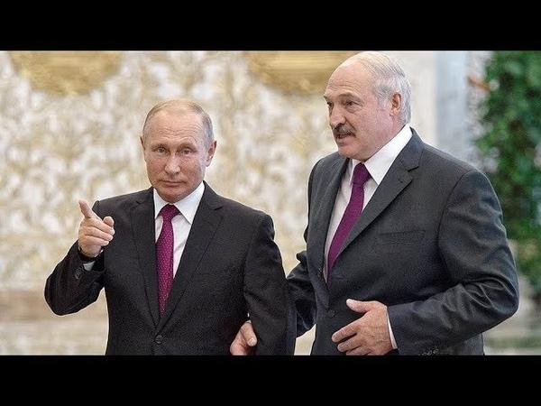 Лукашенко угрожает Кремлю: он ищет союзников на Западе