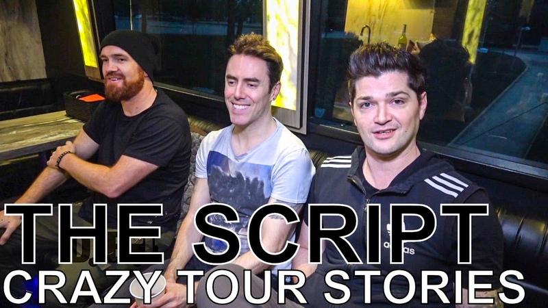 The Script - CRAZY TOUR STORIES Ep. 605