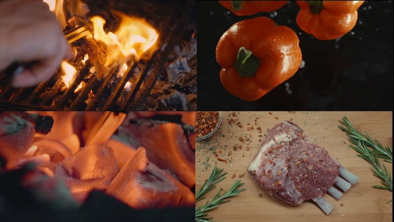 Промо ролик ресторана Шах и Мята шеф-повар Александр Понятин