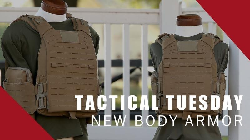 Tactical Tuesday: Body Armor