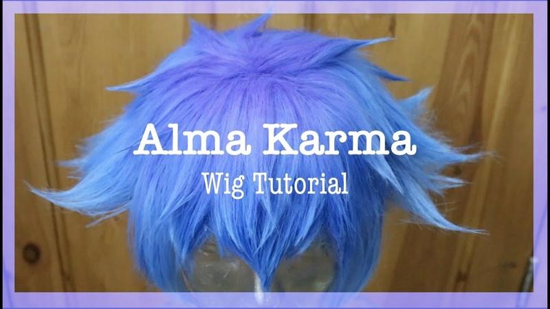 Alma Karma | D-Gray Man Hollow [Wig Speed Tutorial]