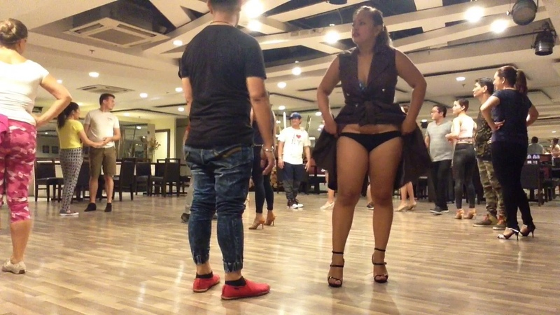 Bachata Workshop at Dancing Queen Dance Studio Makati Square (1st of July, 2017)