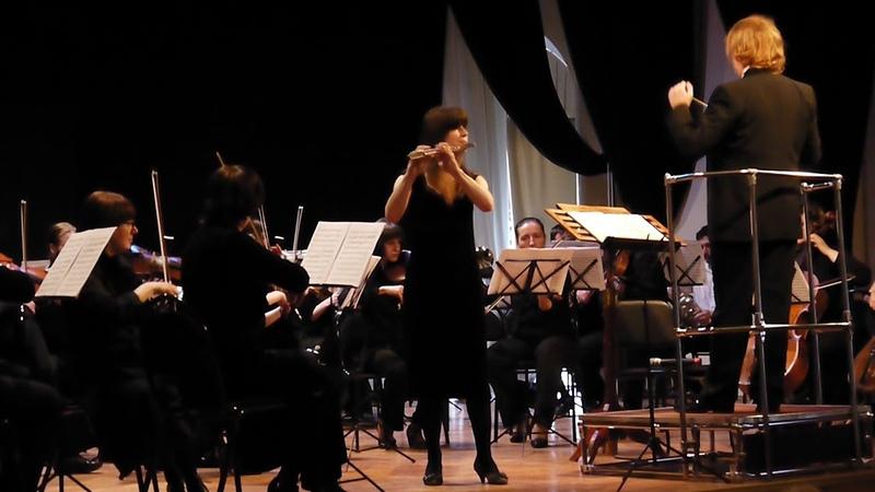 Mozart - Konzert G-Dur für Flöte und Orchester, KV 313 (285c) 1. Allegro maestoso