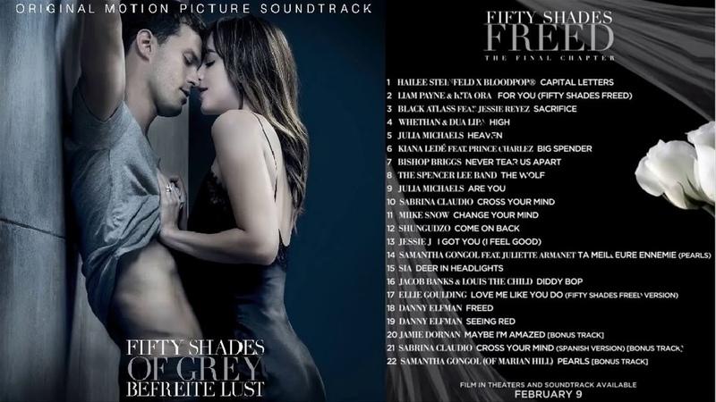 Fifty Shades Freed 2018 FULL ALBUM