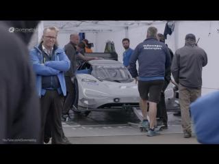 #Volkswagen I.D. R #PikesPeak 2018 - RACE Clip and Interviews