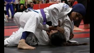 Girls Grappling Gi @ TAP CANCER OUT PA 09.23.17 • Female Jiu-Jitsu Wrestling