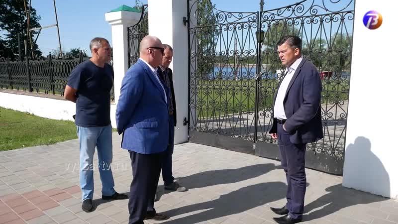 Выкса МЕДИА объезд главы площадь Советская