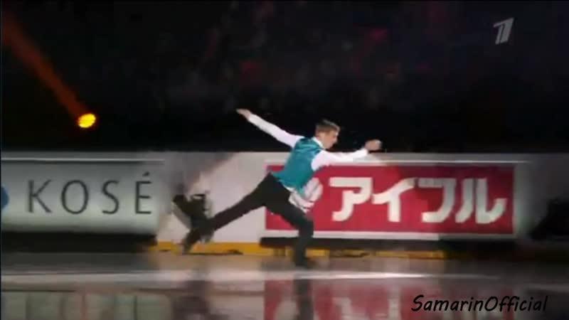 Александр Самарин. Гала - концерт. Golden Spin of Zagreb 2018