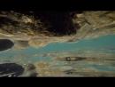 Хрустальное горное озеро, вид изнутри 🙃