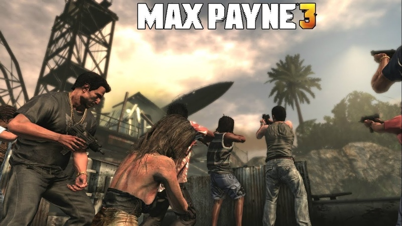 Max Payne 3 ► Baba, botan and alkane!(Баба,ботан и алкан !) №6