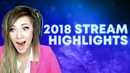 2018 BEST STREAMING MOMENTS | Kingdom Hearts, God of War and MORE | Lindsay Elyse