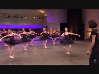 Королевская балетная школа 🇬🇧 royal ballet school