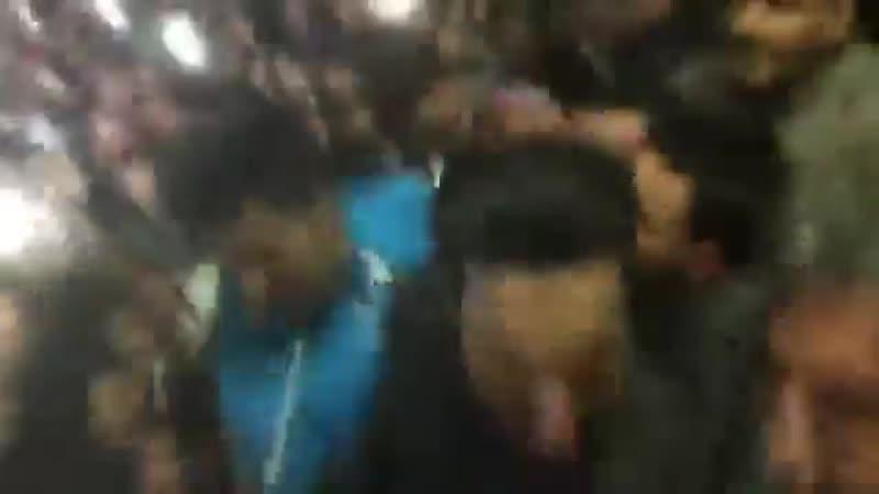 Algérie Rachid Nekkaz a SOUK AHRASSE 19-02-2019 الجزائر رشيد نكازمن سوق أهراس.mp4