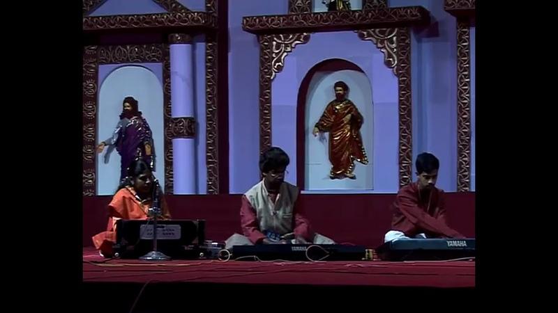 2006 1225 Evening Program Christmas Puja Synthesizer Concert Dhananjay Dhumal Pune India