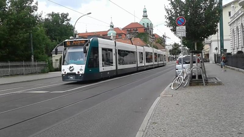 Siemens Combino Potsdam 2