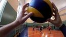 Волейбол от первого лица. Любительский волейбол.