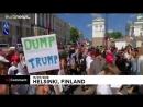 Helsinki empfängt Trump und Putin
