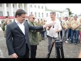 Андрей Воробьев дал старт народному кинопроекту Ильинский рубеж.