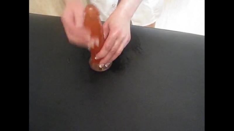 Контрастный массаж лингама