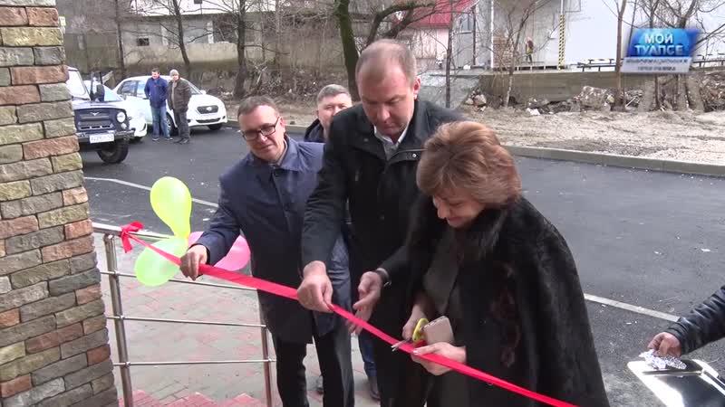 В селе Кривенковском открылся офис врача общей практики