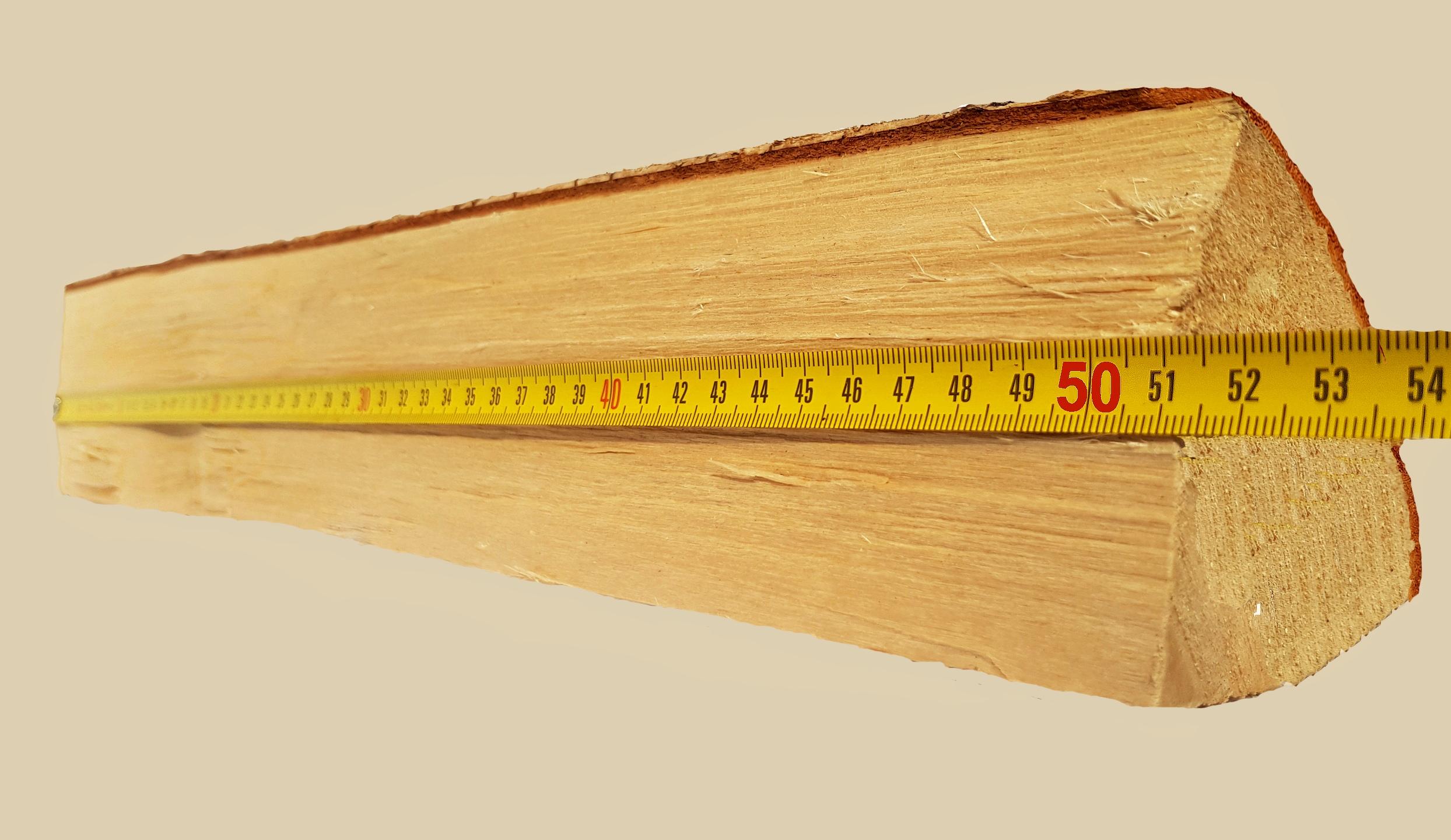 Дрова березовые колотые 50 см