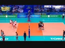 CREATIVE Volleyball Actions by Best Setters (HD)