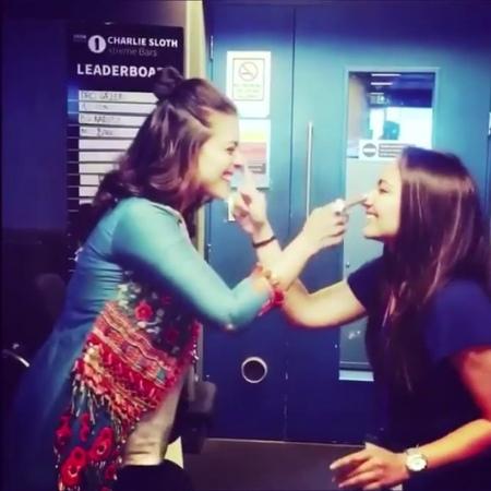 """KAJOL DEVGN @kajol on Instagram """"Her fans really so lucky 😭 @kajol helicoptereela @bbcasiannetwork day4"""""""
