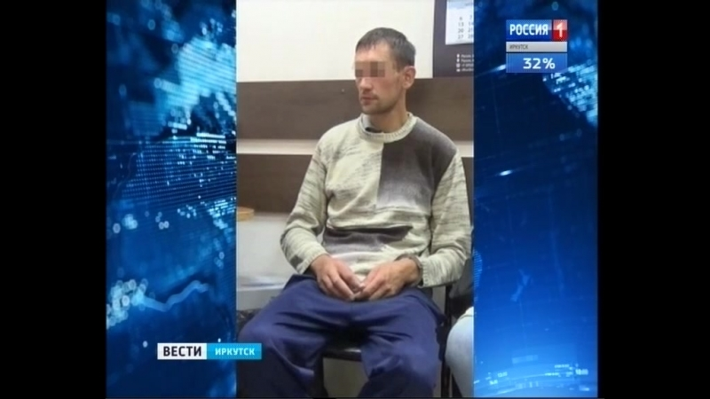 Покушение на убийство Напавшему с ножом на женщину с ребёнком в Иркутске предъявлено обвинение