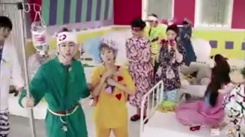 Корейский клип