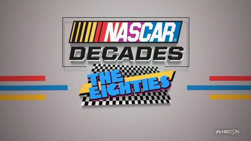 NASCAR Decades: The 80's