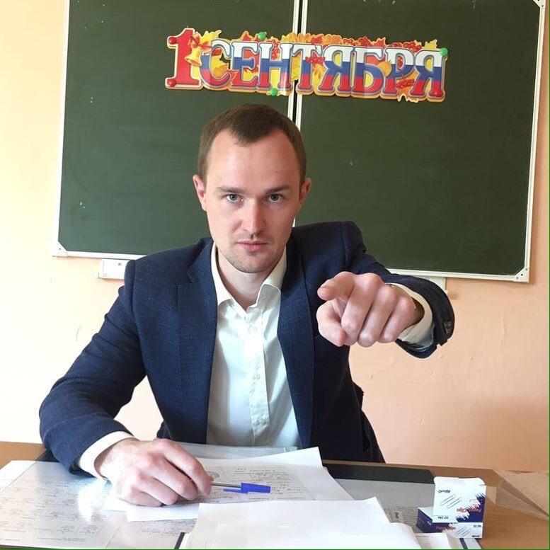 С днем рождения, Иван Владимирович!