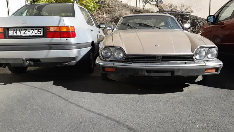 Jaguar XJS v12 6.0