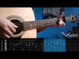 Camila Cabello - HAVANA - Cover (Fingerstyle Cover) + TAB Tutorial (Lesson).mp4
