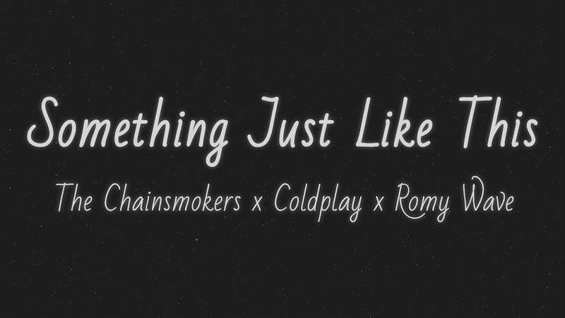 Something Just Like This - The Chainsmokers x Coldplay (Cover Romy Wave) [Slimmi Remix]
