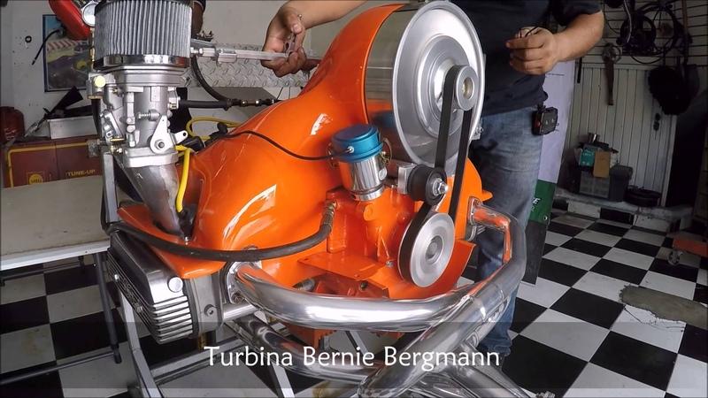 VW Engine / Proyecto 1998 M Zarate
