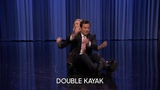 Double Kayak with Charlize Theron