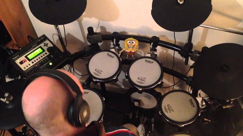 Tasmin Archer Sleeping Satellite Roland TD 12 Drum Cover