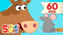 Who Took The Cookie Farm Animals Version More Kids Songs