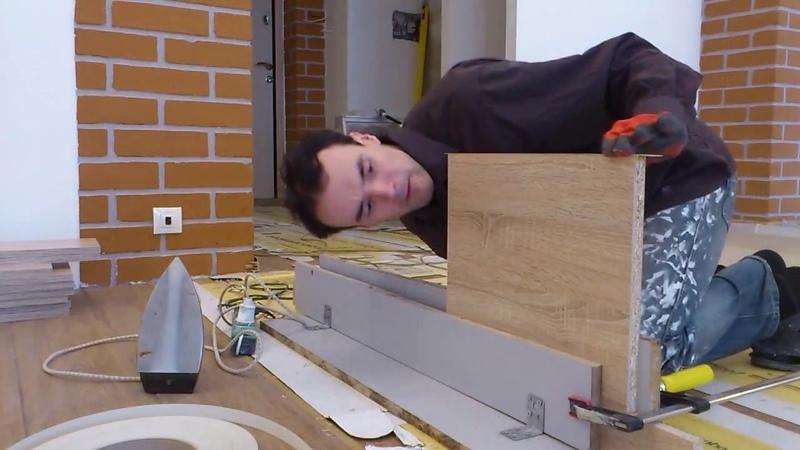 RR Мебель своими руками без переплат. Часть 2 / Making handmade home furniture without overpays