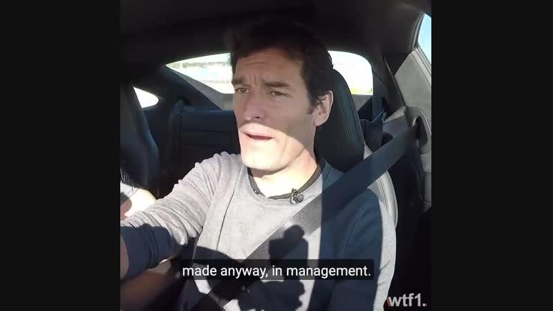 Марк Уэббер о Шарле Леклере и Себастьяне Феттеле в Ferrari