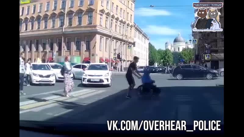 Доброта жива питерский таксист помог незнакомому инвалиду колясочнику