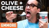 Olive &amp Cheese Ice Cream Taste Test