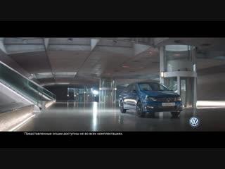 Volkswagen Polo. Двигайся вместе с городом! App connect.
