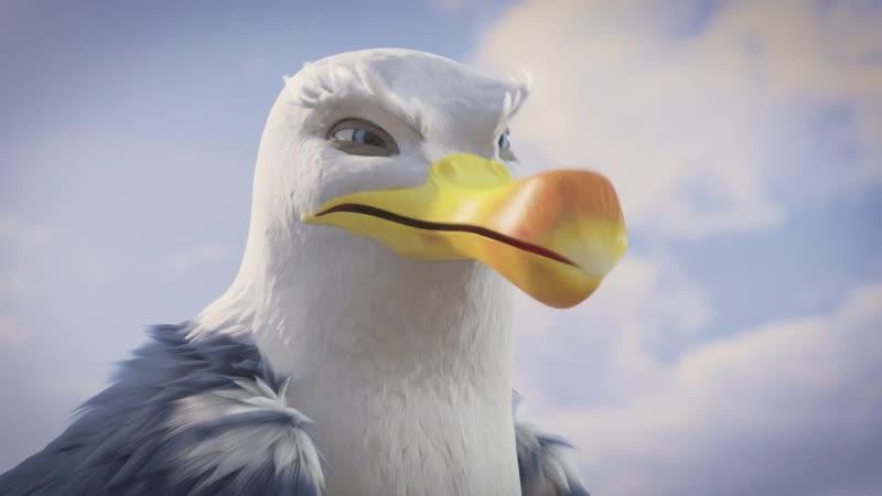 Птичий дозор (Manou the Swift) (2019) трейлер русский язык HD / Кейт Уинслет /